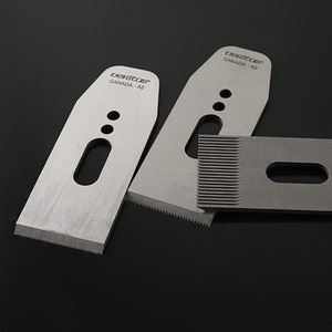 [Veritas] 베리타스 스몰 베벨업 스무드플레인용 톱니형 날 / Toothed Blades for Small Bevel-Up Smooth Planes (05P3906, 05P3907, 05P3908)