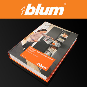 [BLUM] 블룸 종합카다록/catalogue and technical manual (영문) 2016 / 2017