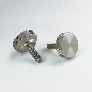 [Veritas] 베리타스 유니버셜 각도조절 플레인 펜스용 마운팅 노브 / Stainless-Steel Mounting Knobs for Veritas Universal Variable Angle Plane Fence / 05P3009